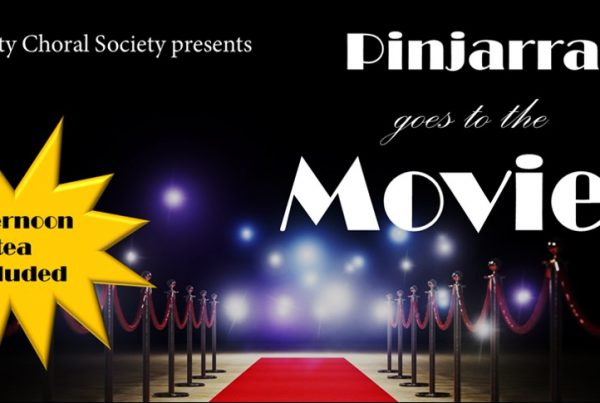 Pinjarra goes to the Movies